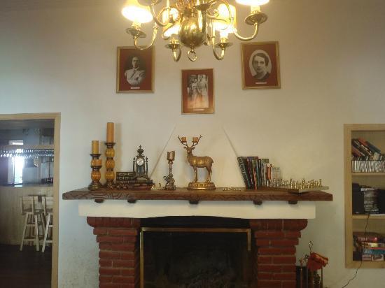 Casa Hacienda San Juan: Chimenea principal