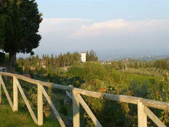 Villa Arnilu : view