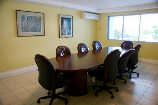 The Gloucestershire Hotel conference room