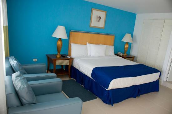 The Gloucestershire Hotel rooom