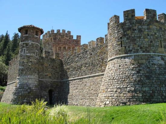 愛的城堡酒莊照片