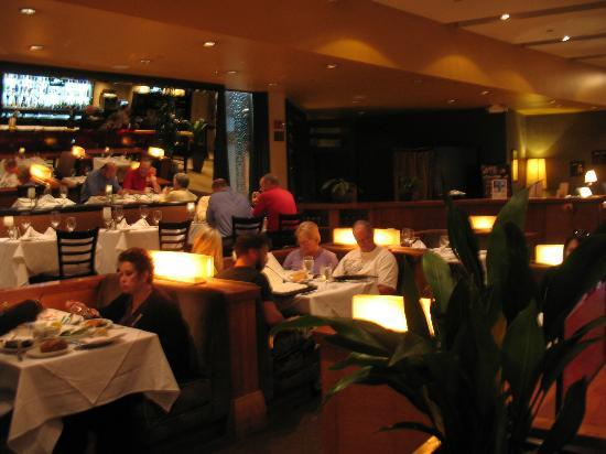 Inside The Restaurant Picture Of Ruth S Chris Steak
