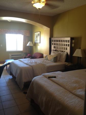 La Copa Inn Beach Hotel: room