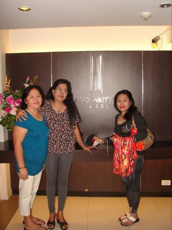 Grand Watergate Hotel: at the Lobby