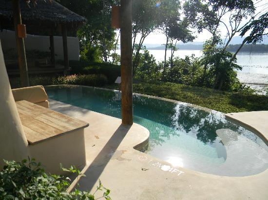 The Naka Island, A Luxury Collection Resort & Spa Phuket: seaview private pool