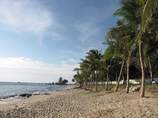 Huong Bien Hotel: Private beach of Duong Dong