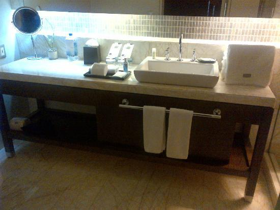 The Westin Santa Fe Mexico City: Bathroom