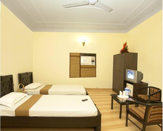 Taj Home Stay: Deluxe Twin room