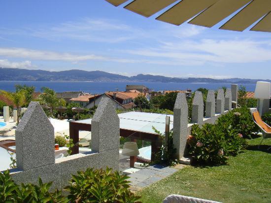 Augusta Spa Resort: Desde una reposera al lado del spa