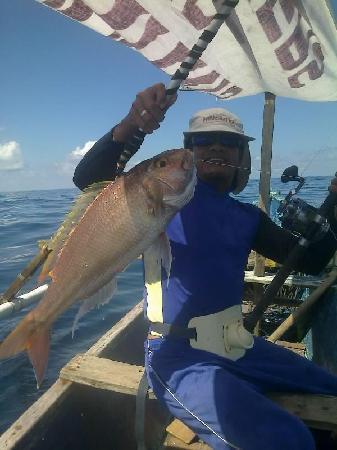 Mimpi Manis Kuta Lombok - Fishing Trip : The Fishing Guide - Made