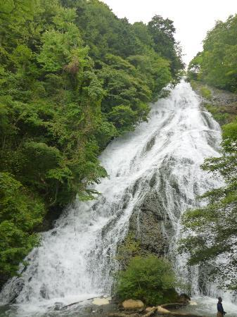 Yutaki Waterfall : 湯滝(下)
