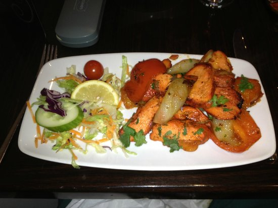 Howden, UK: Chicken Shashlick