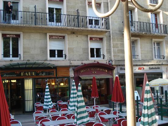 Hotel le Cardinal - Rouen