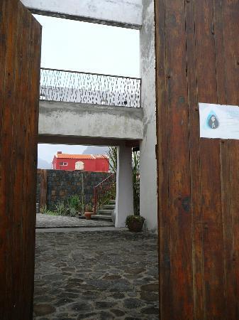 Residencial Goa: Détail de l'entrée