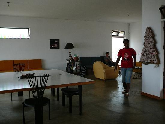 Residencial Goa: La superbe salle commune