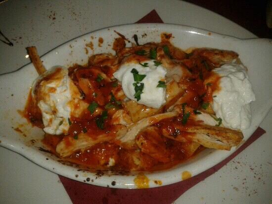 AZ Restaurant: beautiful chicken dish!