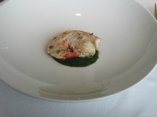 Geranium: lobster&hay aroma