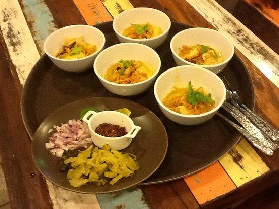 Lanna Restaurant: Kao Soi Gai