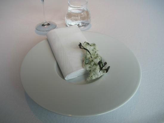 Geranium: nibbles-seaweed chip