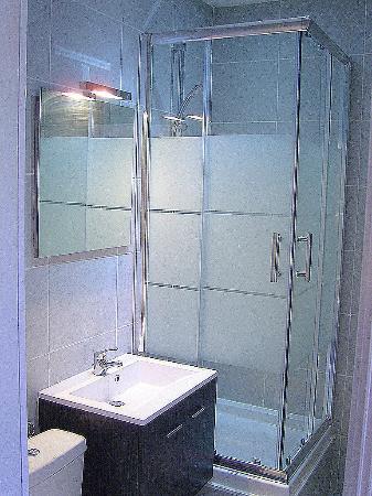 Residence Coeur de Cannes: Salle de bain 2 pièces