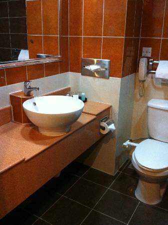 Hotel Sandakan : Awesome shower!