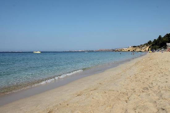 Avithos Resort: makris gialos