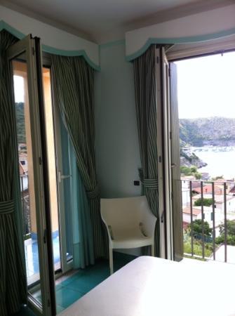 """Hotel Santa Caterina : la """"doppia"""" esposizione"""