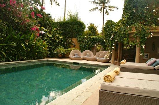 BALQUISSE Heritage Hotel: una delle piscine