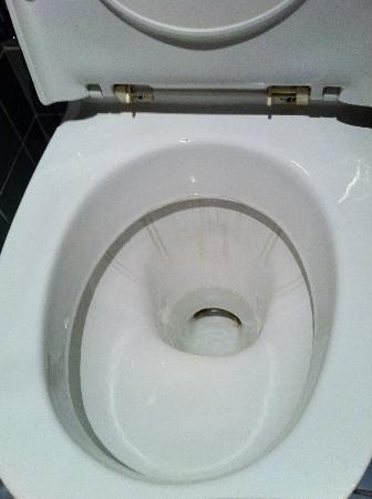 Hotel Le Manoir de la Poterie & Spa: WC