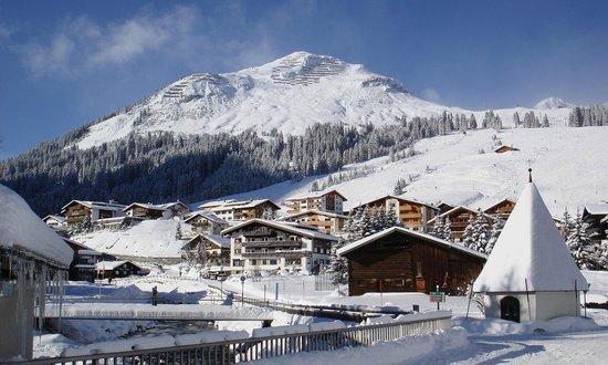 Hotel Haldenhof: Der Haldenhof im Herzen von Lech