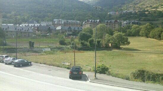 Hotel Spa Acevi Val d'Aran: vistas