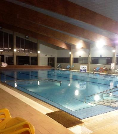 Kibbutz Lavi Hotel: Pool (hours for women separate / men separate / mixed)