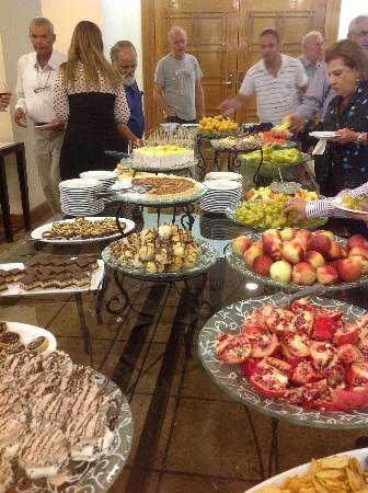 ‪لافي كيبوتس هوتل: Event Dessert Buffet‬