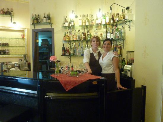 Antica Pasticceria Salamone: Lo staff!