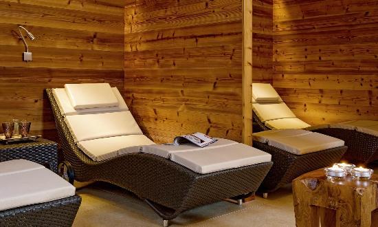 Hotel Haldenhof: im Spa S´Hofbädle