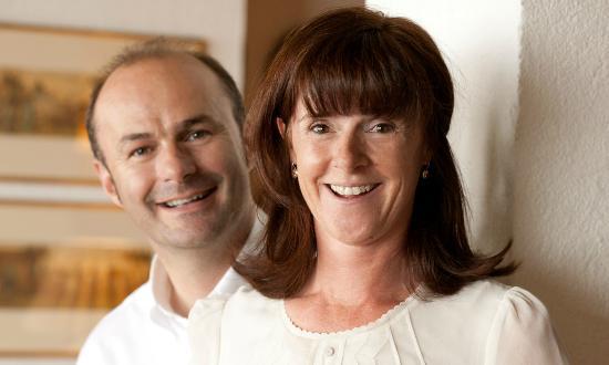 Hotel Haldenhof: Michael & Claudia Schwärzler - Ihre Gastgeber