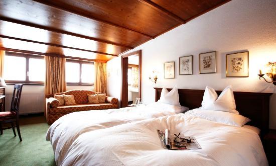 Hotel Haldenhof: Standard-Zimmer