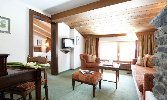 Hotel Haldenhof: Suite