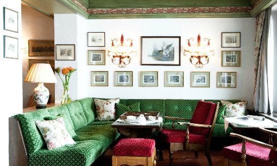 Hotel Haldenhof: Lobby