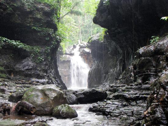 The Hidden Falls Picture Of Hidden Valley Springs Resort Calauan