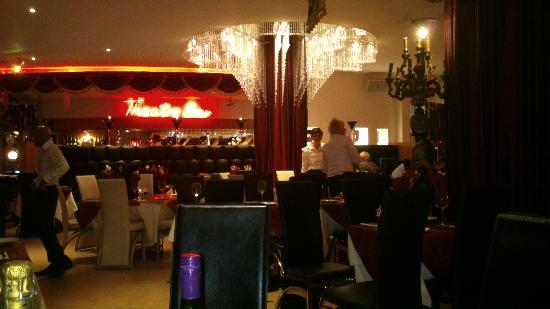 Demiro's: lovely restaurant