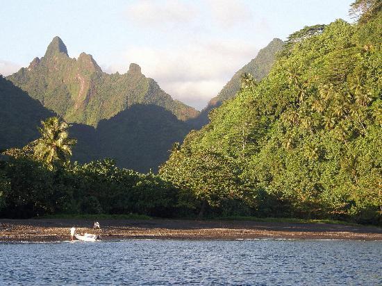 Pueu Village : excursion