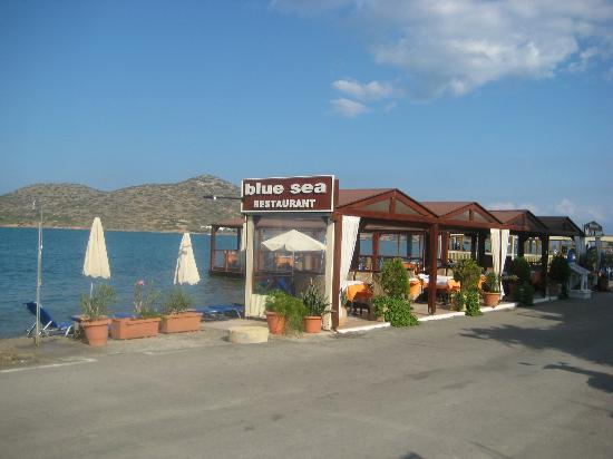 Akti Olous Hotel: the hotels gorgeous restaurant