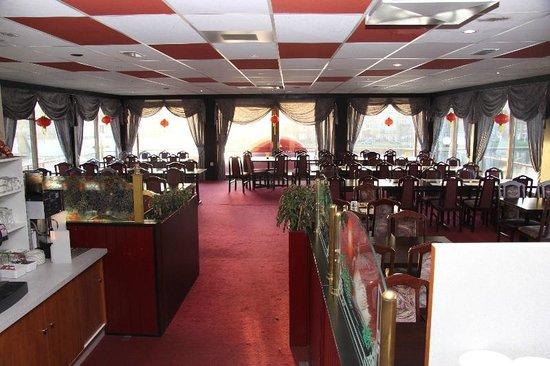 North Palace Ho: Wok restaurant op de bovenste etage
