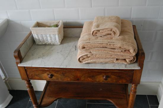 Churchbank Bed and Breakfast: Toilerties