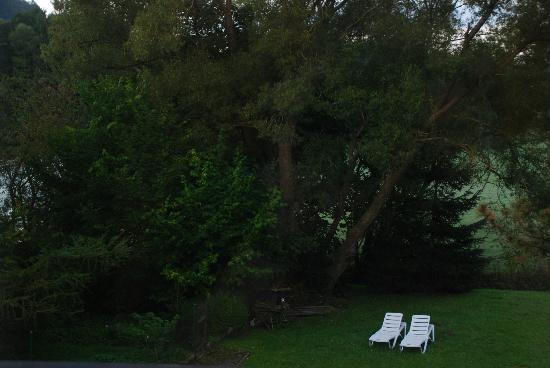 Landhotel Zinn: I didn't try those beachchairs