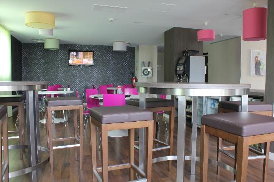 Ibis Styles Compiegne: Hotel dining area