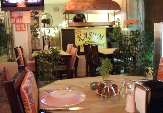 Kasim Restaurant: Turkish food with reasonable price