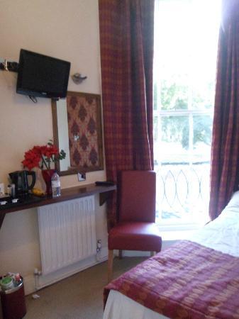 Leigh House Hotel: Room