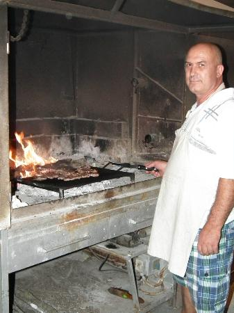 Konoba Papalina: Hier kocht der  Chef